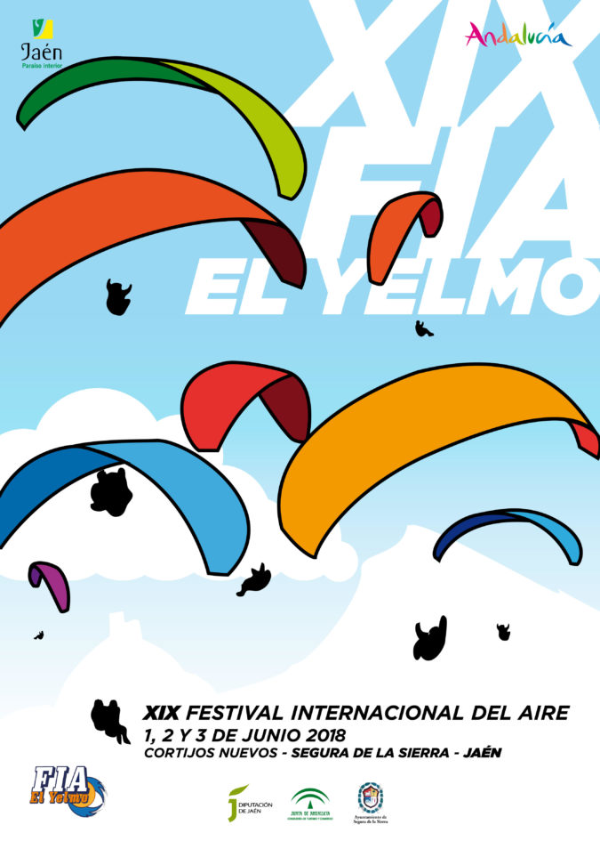 El Yelmo International Festival of the Air 2018 @ Andalusia | Spain