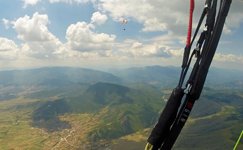 British Paragliding Cup 2018 Macedonia