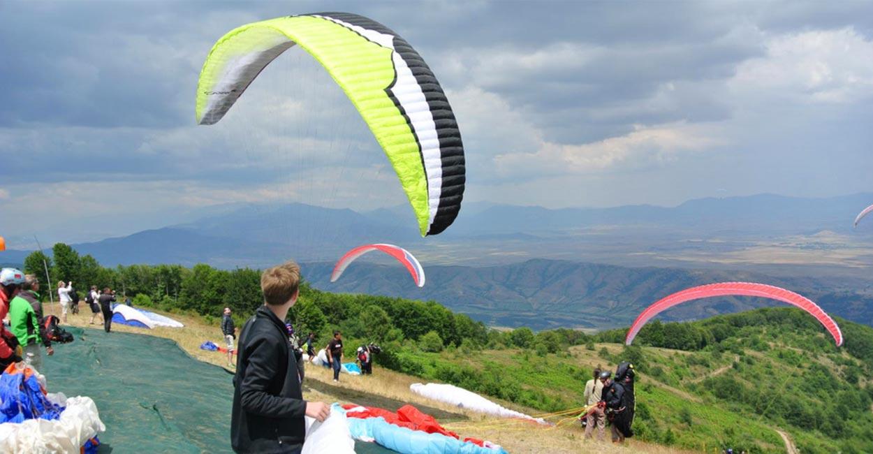 British Paragliding Championships 2018 @ Krushevo | Municipality of Krushevo | Macedonia (FYROM)