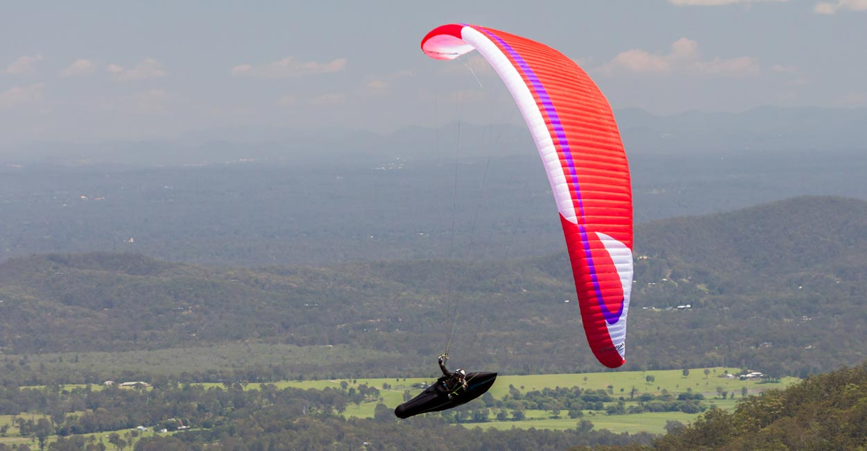 Flow Paragliders XCRacer
