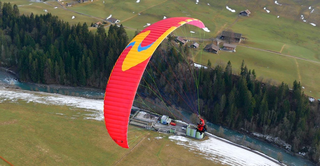 Sky Bi 4 2 tandem paraglider