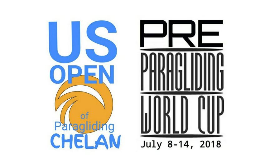 US paragliding Open, Chelan 2018 @ Chelan | Washington | United States