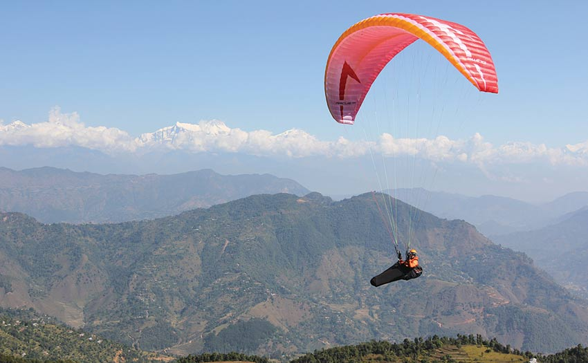 Swing Arcus RS Lite in Nepal, review by Marcus King
