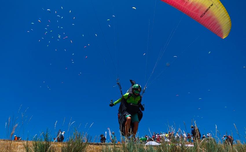European Paragliding Championship 2018