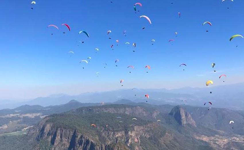 Monarca Paragliding Open 2019