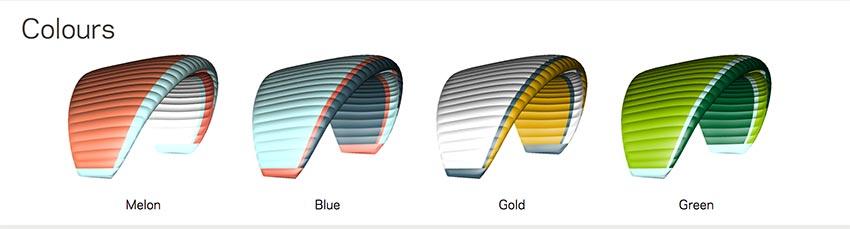 Nova Prion 4 colours