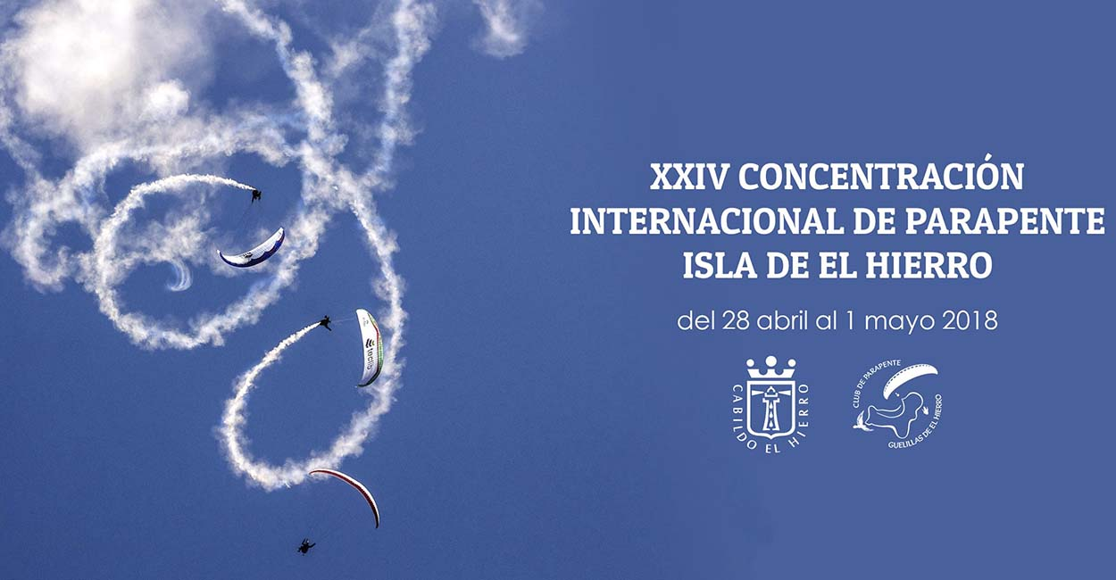 XXIV El Hierro International Paragliding Festival @ El Hierro | Canary Islands | Spain