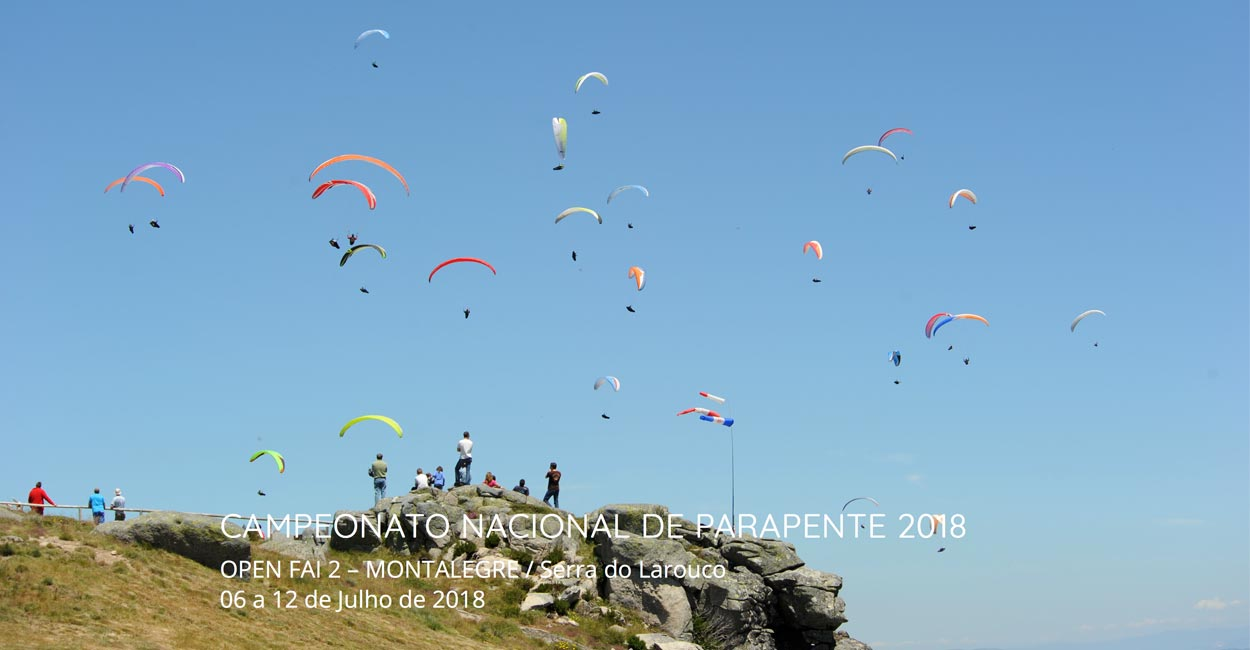 Portuguese Paragliding Nationals 2018 @ Vila Real District | Portugal