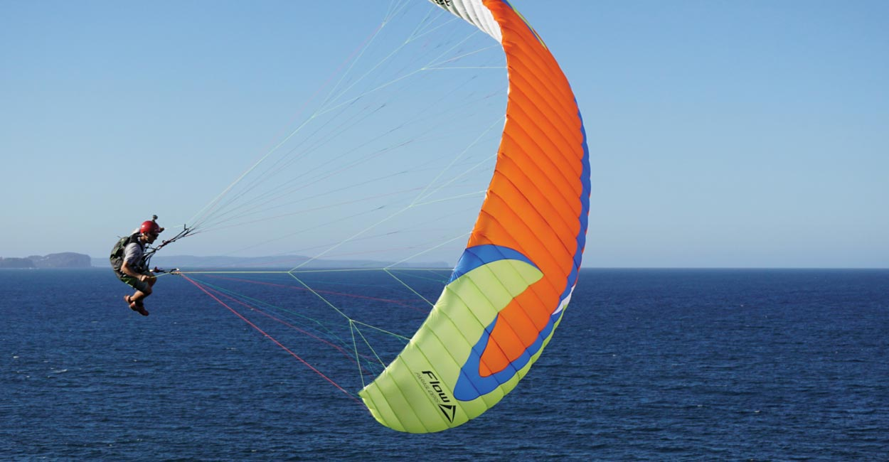 Flow Paragliders Yoti 2