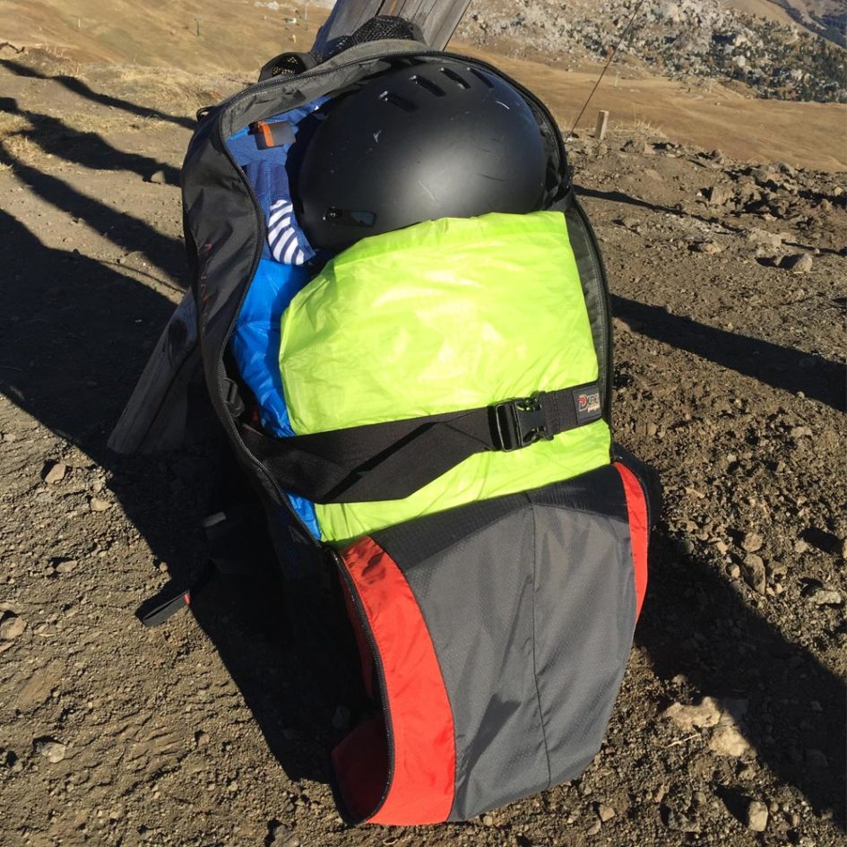 Advance Easiness 2 review: rucksack