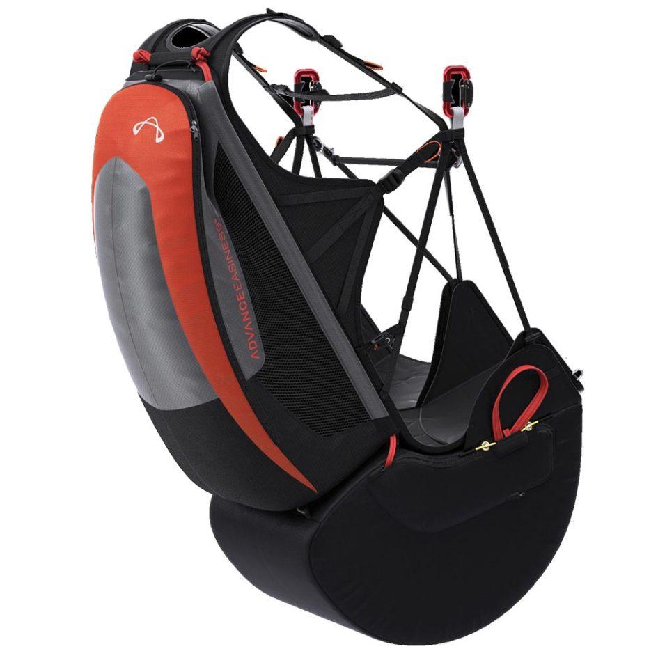 Advance Easiness 2 review: split-legs harness