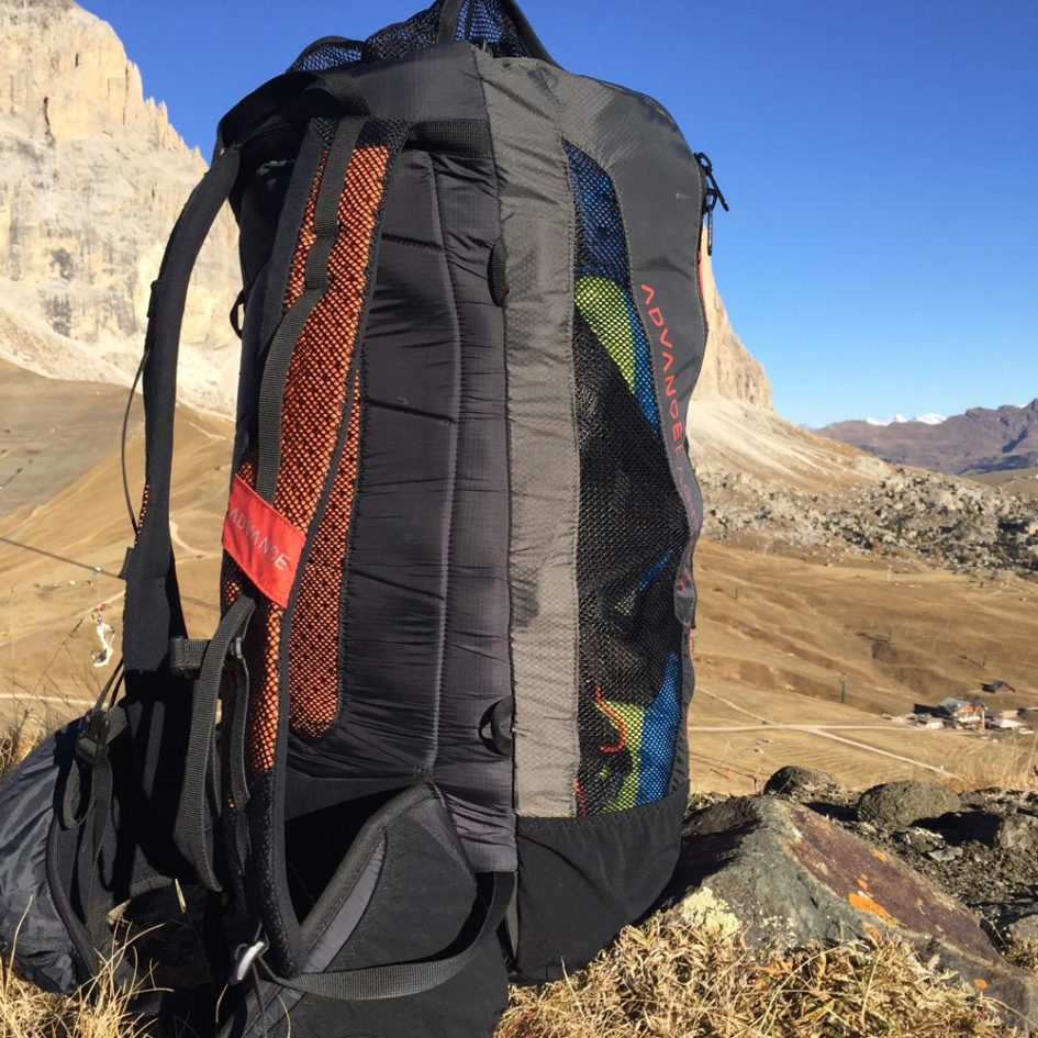 Advance Easiness 2 review: comfortable rucksack