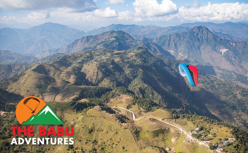 A Babu Adventure Holiday in Nepal