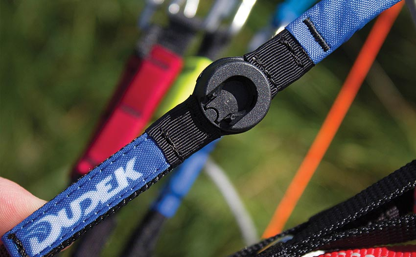 Dudek Optic 2 review: smart-lock magnetic brake clips