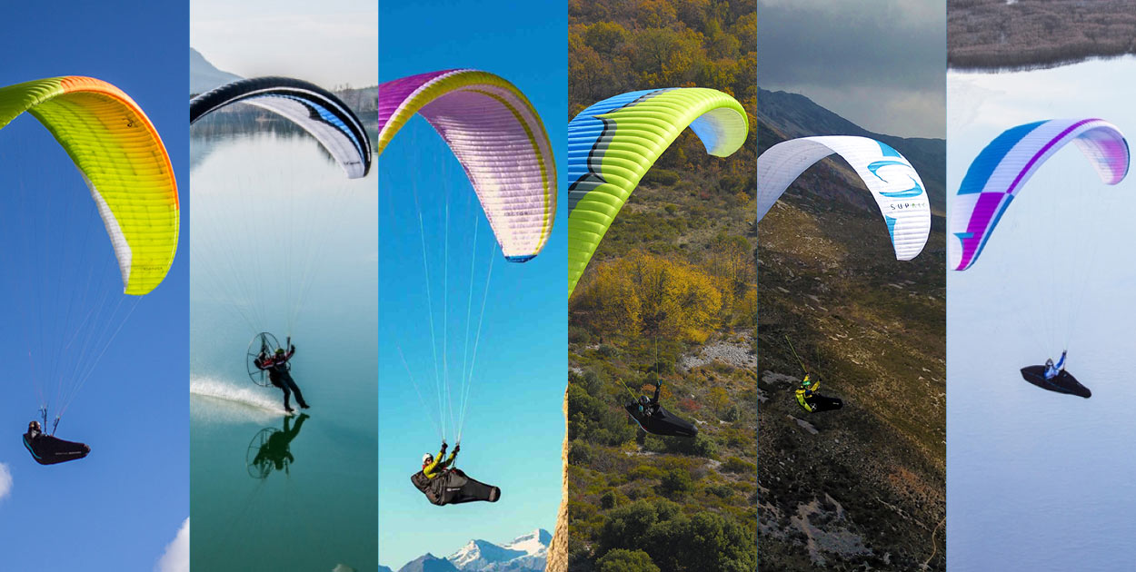 Win a paraglider in the Cross Country Summer Prize Draw 2018