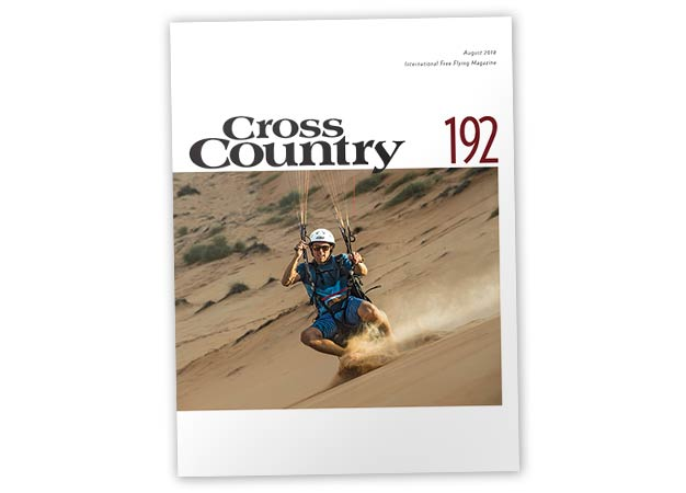 Cross Country Magazine issue 192