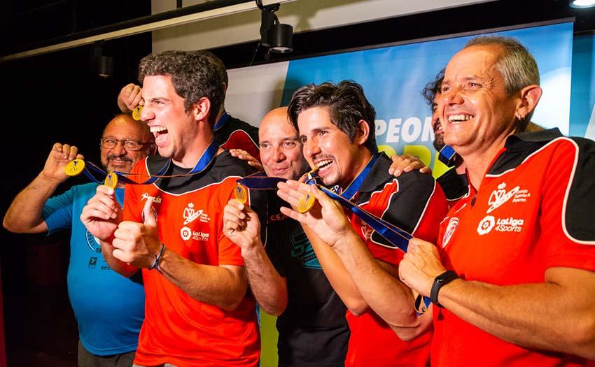 Spain-European-Paragliding-Champions