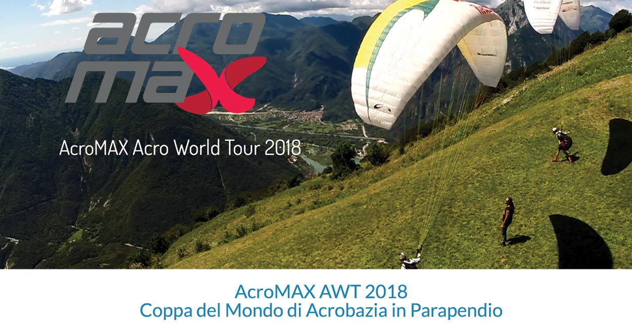 Acro World Tour 2018: Acro Max @ Trasaghis | Friuli-Venezia Giulia | Italy