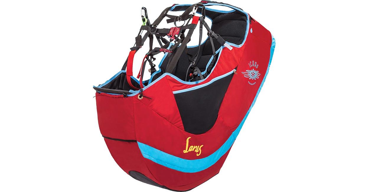 Icaro Larus harness