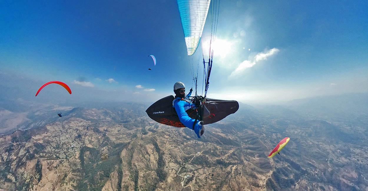 Paragliding-Valle-De-Bravo