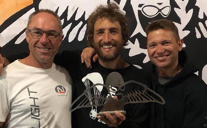 Icarus X-Trophy 2018 winners