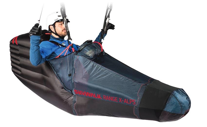 Skywalk Range X-Alps harness