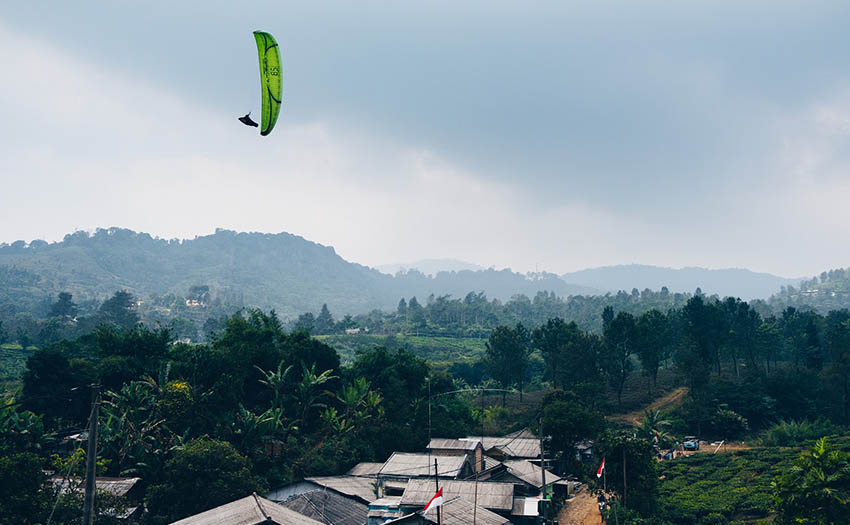 Puncak. Photo: FAI / Brooke Whatnall