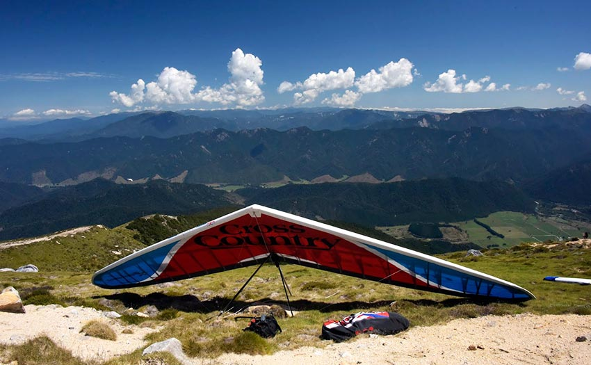 New Zealand Hang Gliding Nationals 2019 @ Canterbury | New Zealand