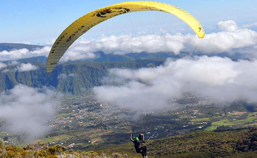 Pre Paragliding World Cup, La Réunion @ Saint-Leu | Saint-Paul | Réunion