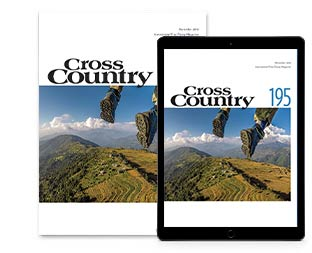 Cross Country issue 195 print and digital edition