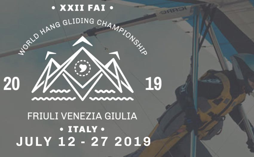 Hang Gliding World Championships Italy 2019