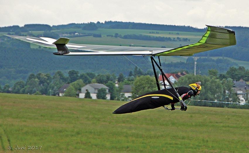Class 5 hang glider