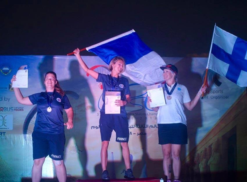 Paramotor slalom world championships 2018