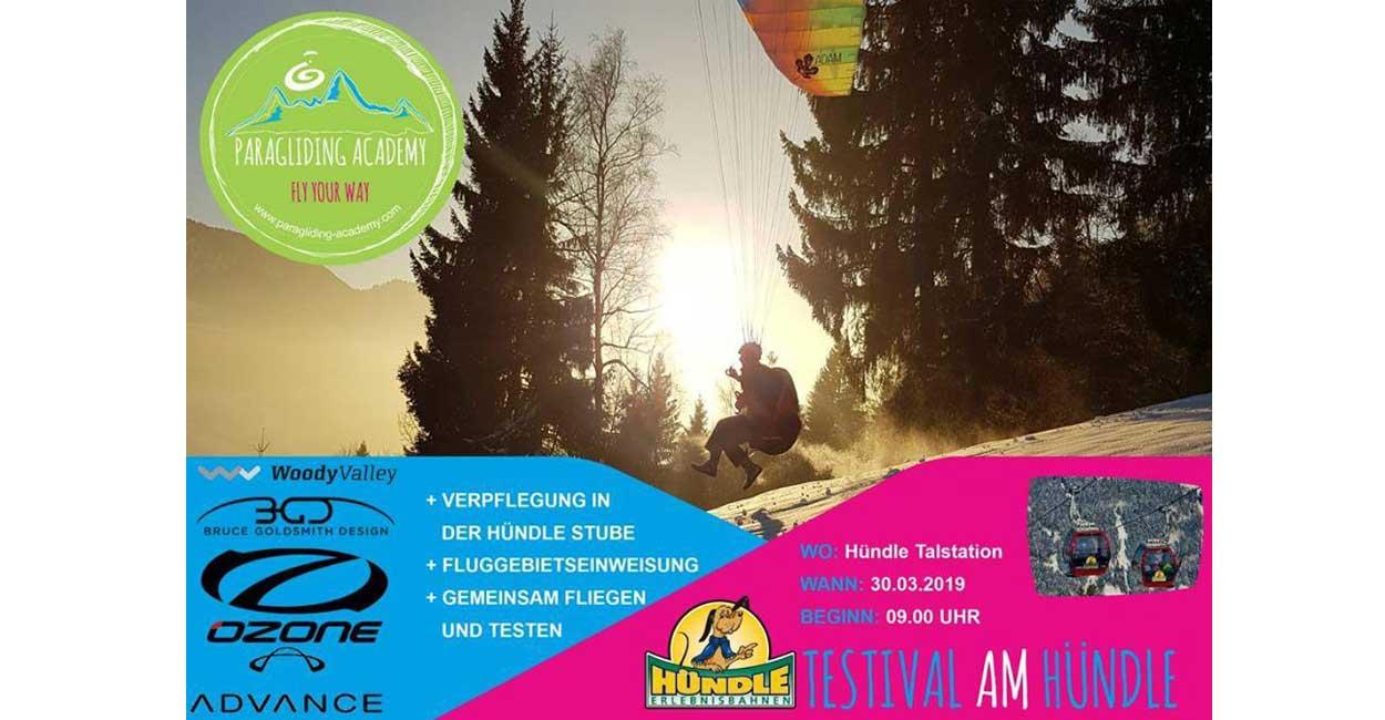 Paragliding Academy Testival 2019 @ Hündlebahn | Oberstaufen | Bavaria | Germany