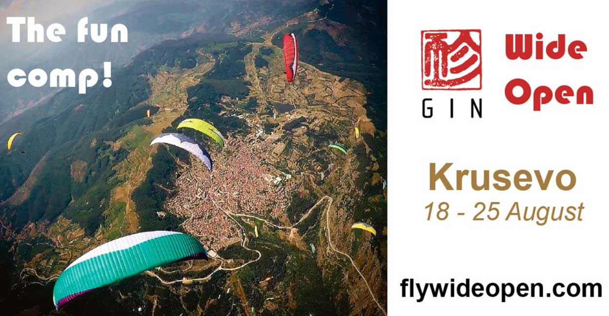 Gin Wide Open 2019 @ Krushevo | Municipality of Kruševo | Macedonia (FYROM)