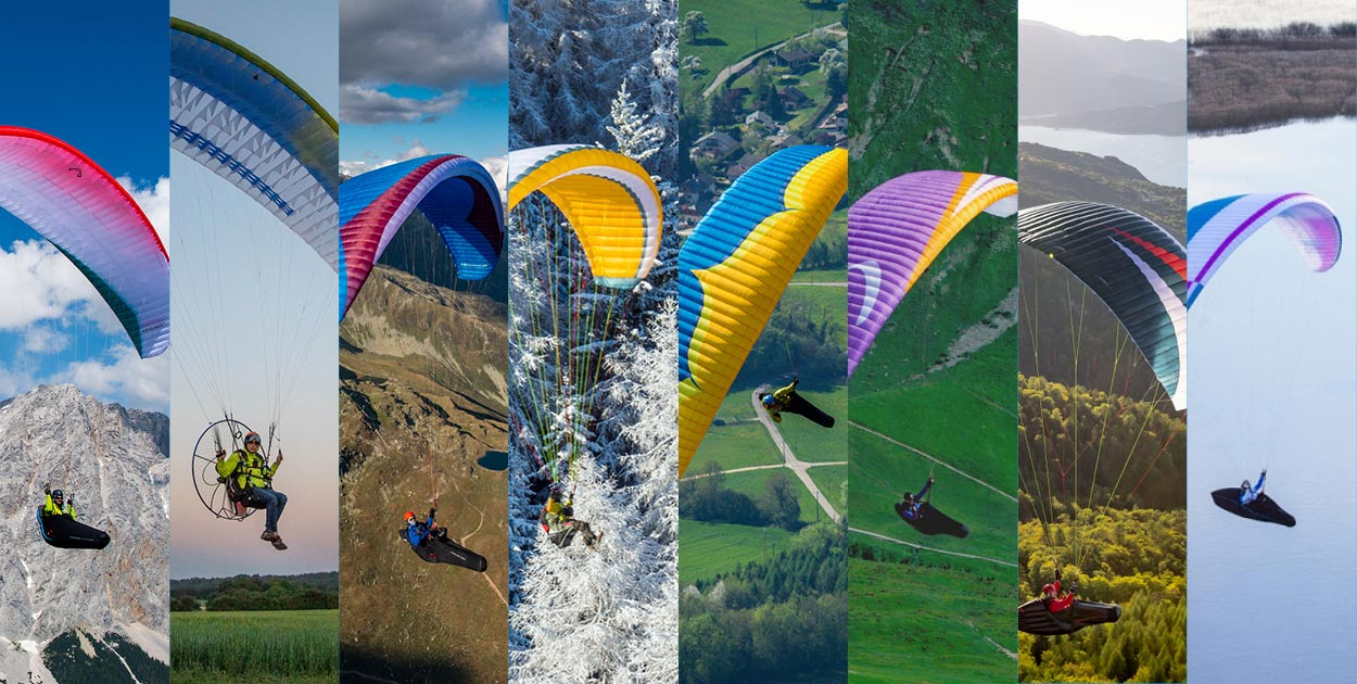 Win a paraglider in the Cross Country Magazine Prize Draw 2019