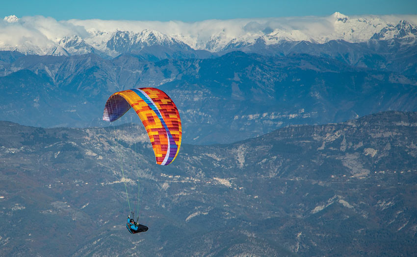 Paraglider review of the BGD Punk
