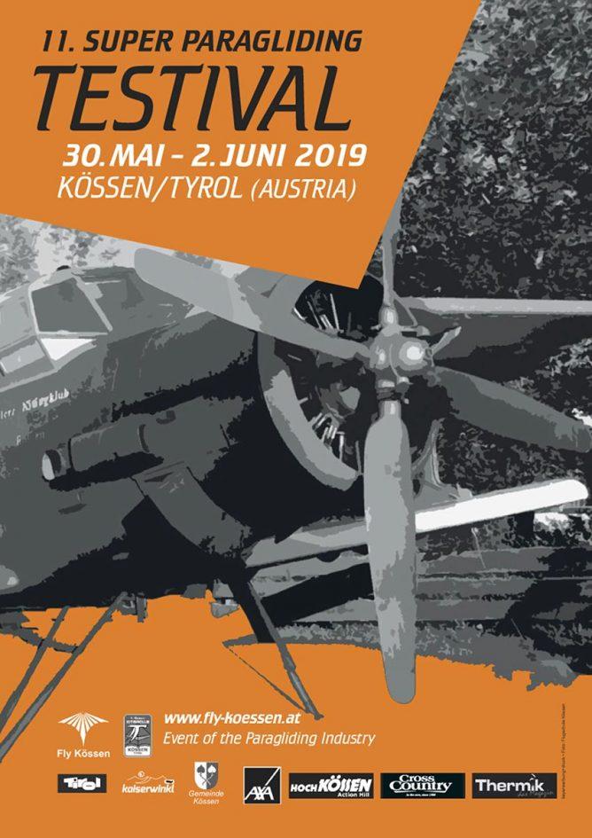 Super Paragliding Testival Kössen 2019 @ Kössen | Tyrol | Austria