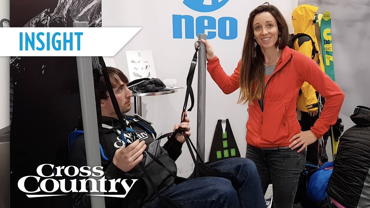Neo Shorty Paragliding Harness