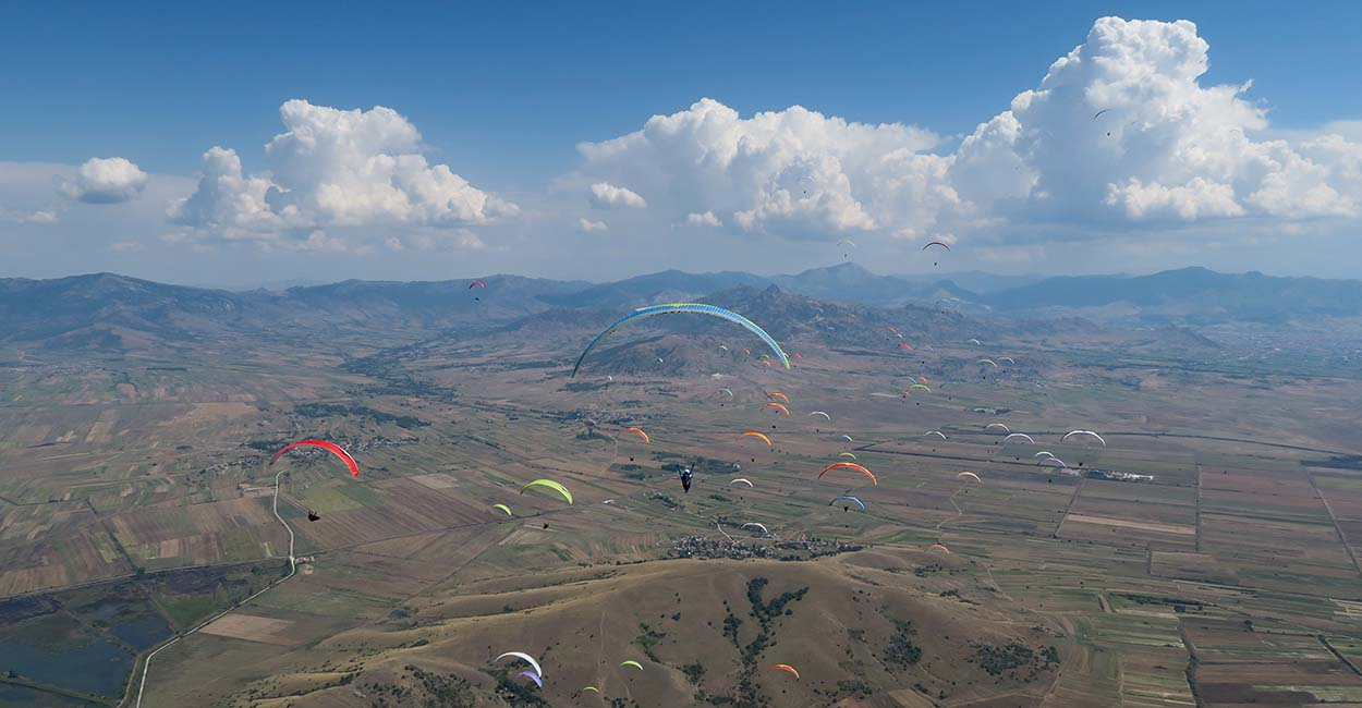 16th Paragliding World Championships @ Krushevo | Municipality of Kruševo | Macedonia (FYROM)