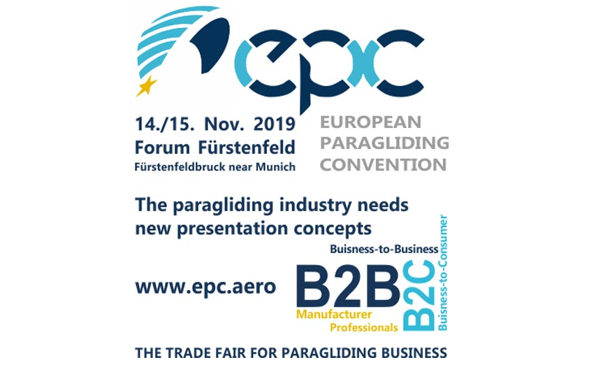 European Paragliding Convention 2019