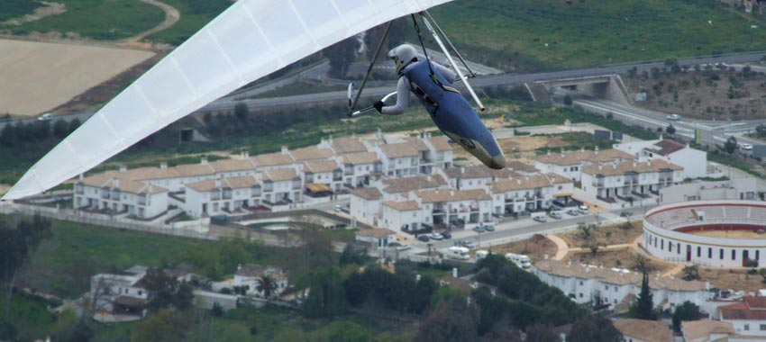 International Hang Gliding Open Sierra de Cadiz 2019 @ El Bosque | Andalucía | Spain