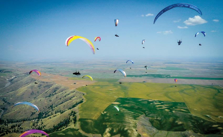 US Paragliding Open @ Chelan | Washington | United States