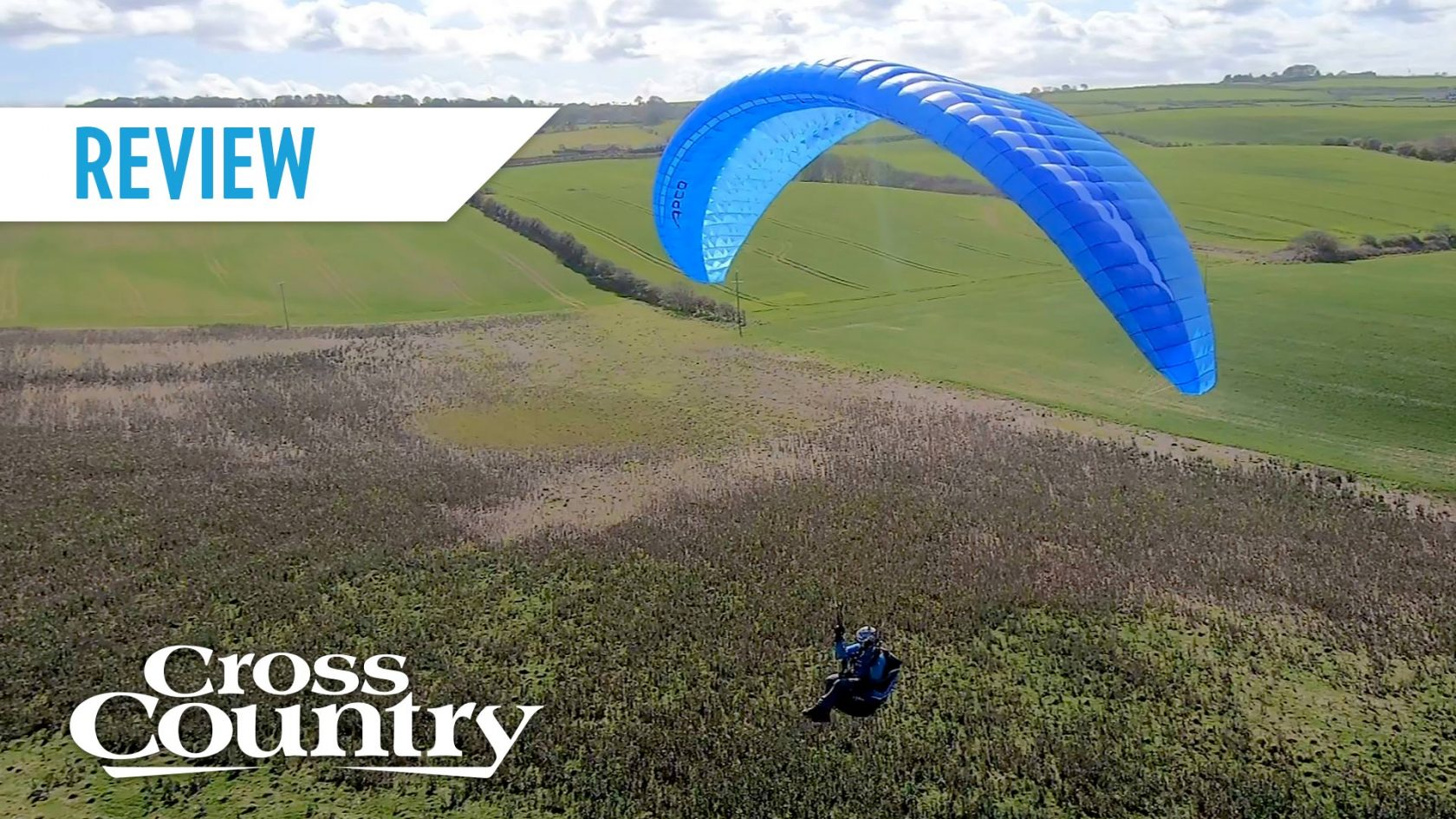 Apco Hybrid paraglider review