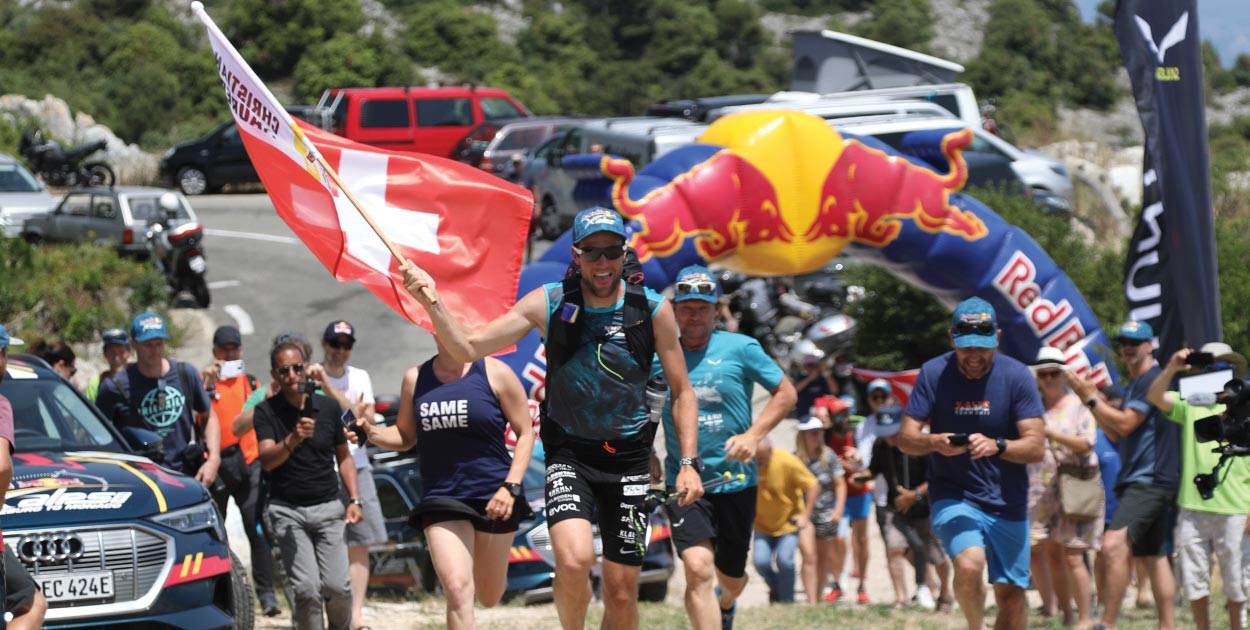 Chrigel Maurer wins Red Bull X-Alps 2019