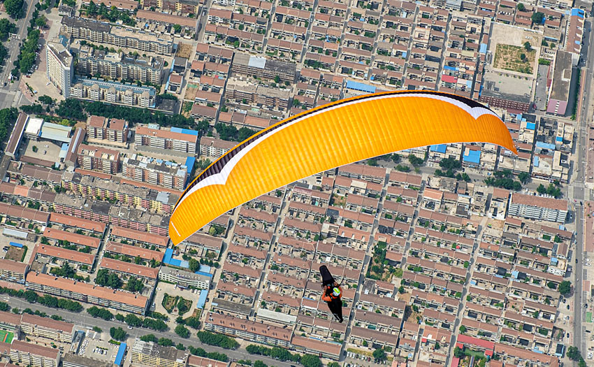 Paragliding World Cup Linzhou China