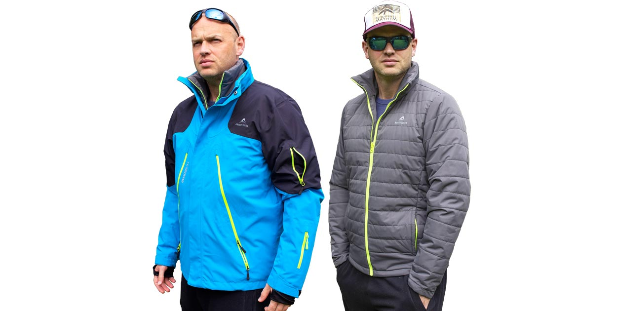 Abgeflogen Aventus 3.1 jacket review