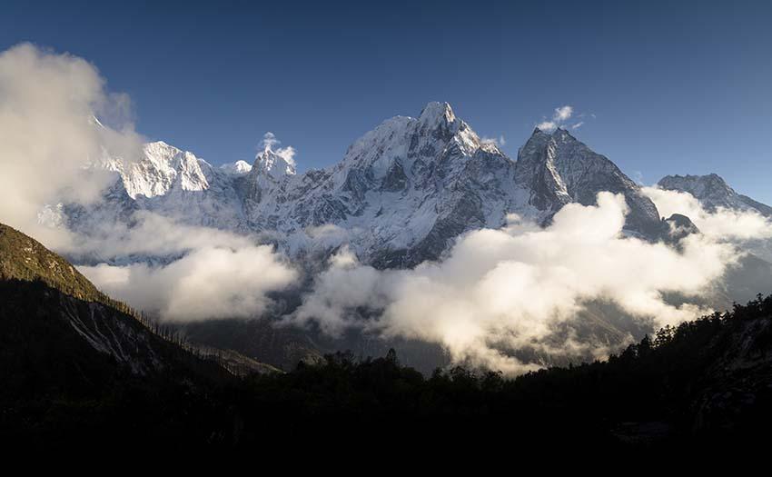 The Nepal Himalaya. Photo: Cody Tuttle