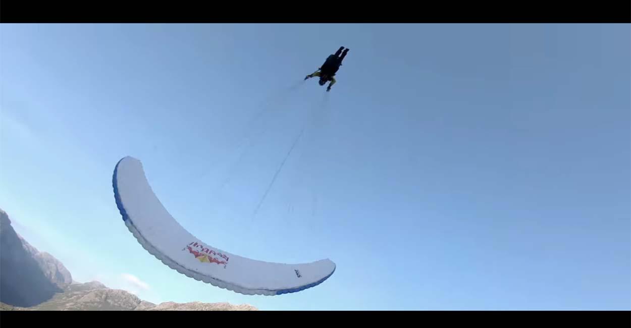 Drone-FPV-Paragliding