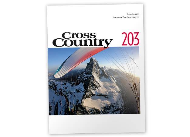 Cross Country Magazine issue 203 (September 2019)